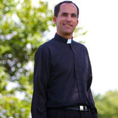 Christendom Community Blessed with Four Priests on Campus