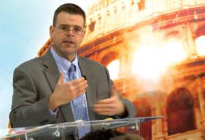 Graduate School Professor Featured on Catholic Answers Radio