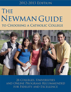 NewmanRecommendedColleges