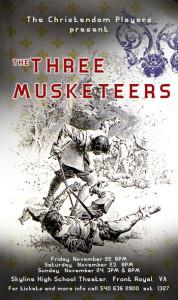 ThreeMuskateersPoster