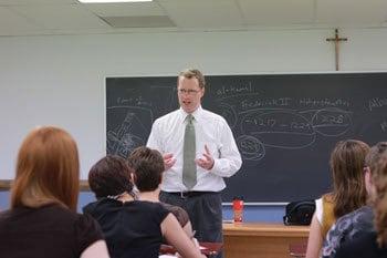 Dr. Brendan McGuire