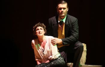 Patrick Hilleary and Danielle Lemieux stunned audiences with their performances as Jean Valjean and Fantine.