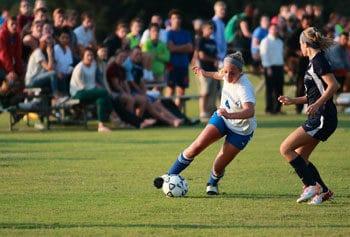 soccer bounce back goal