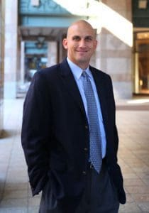 Alumnus Sean Kay ('97) is now a partner with PricewaterhouseCoopers.