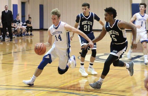 Men's Basketball to Play NCAA Division I North Carolina ...