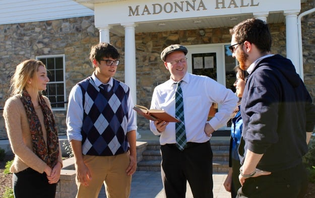 christendom college encourages and welcomes applications from homeschooled students in fact each year approximately 60 of the incoming students come