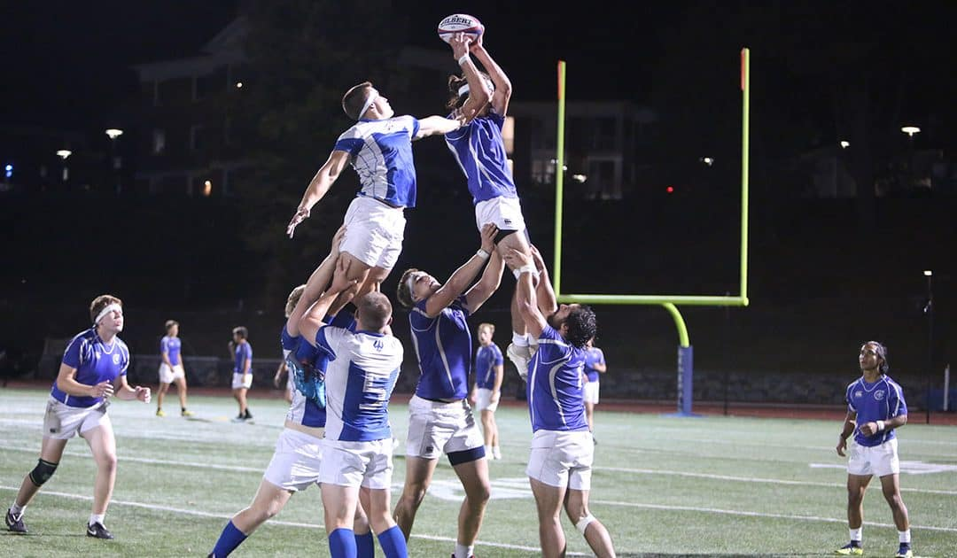 Crusader Rugby Team Triumphs at Cardinal Conference Tournament