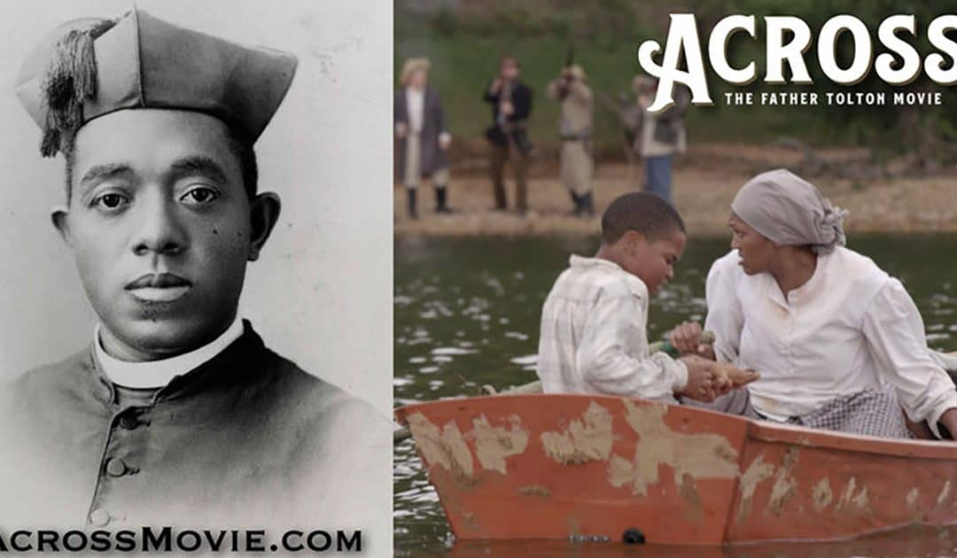 Alumnus' Film About First African-American Priest to Air on EWTN