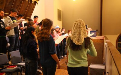 Applications Now Accepted for Sacred Music Scholarships