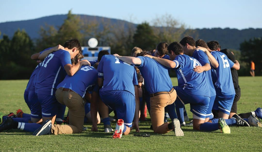 Student-Athletes Develop Virtue Through Athletics Program
