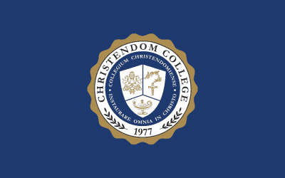 Christendom College Postpones Commencement, Closes Residence Halls for Remainder of the Semester