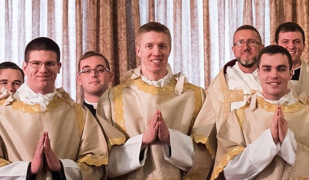 92nd Alumnus Priest to be Ordained