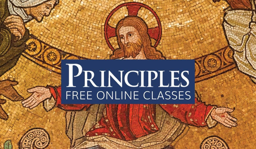 Christendom College Launches Free Online Catholic History Class
