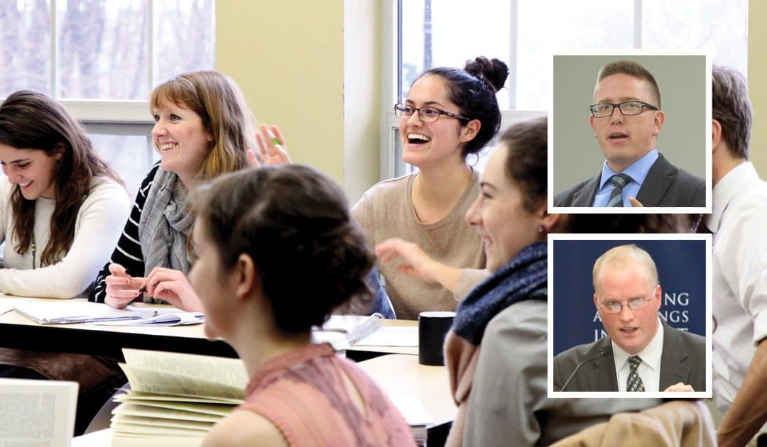 Professors Defend Value of a Catholic Liberal Arts Education
