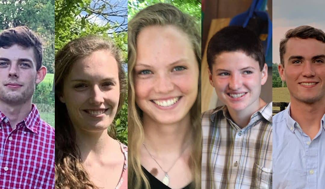 Grandfather's Influence Impacts Five Cousins in Class of 2024