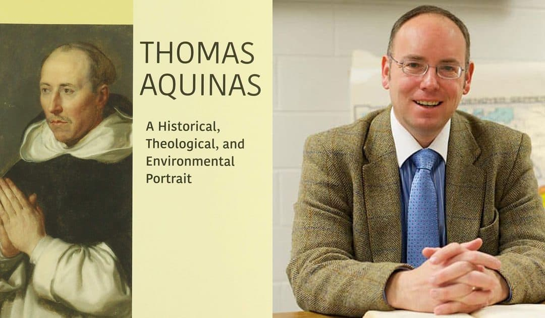 Alumnus Releases Groundbreaking New Work on St. Thomas Aquinas