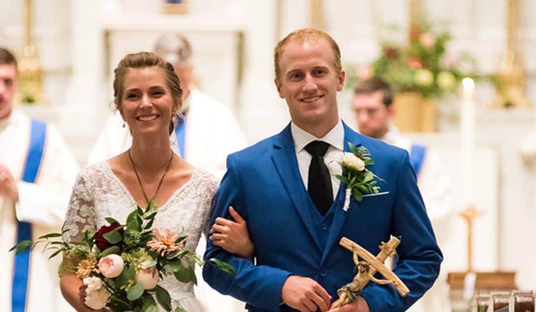 Christendom Celebrates 500th Alumni Marriage