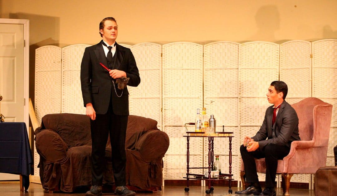 """Christendom Players' Production of """"Right Ho, Jeeves!"""" Charms Audiences"""