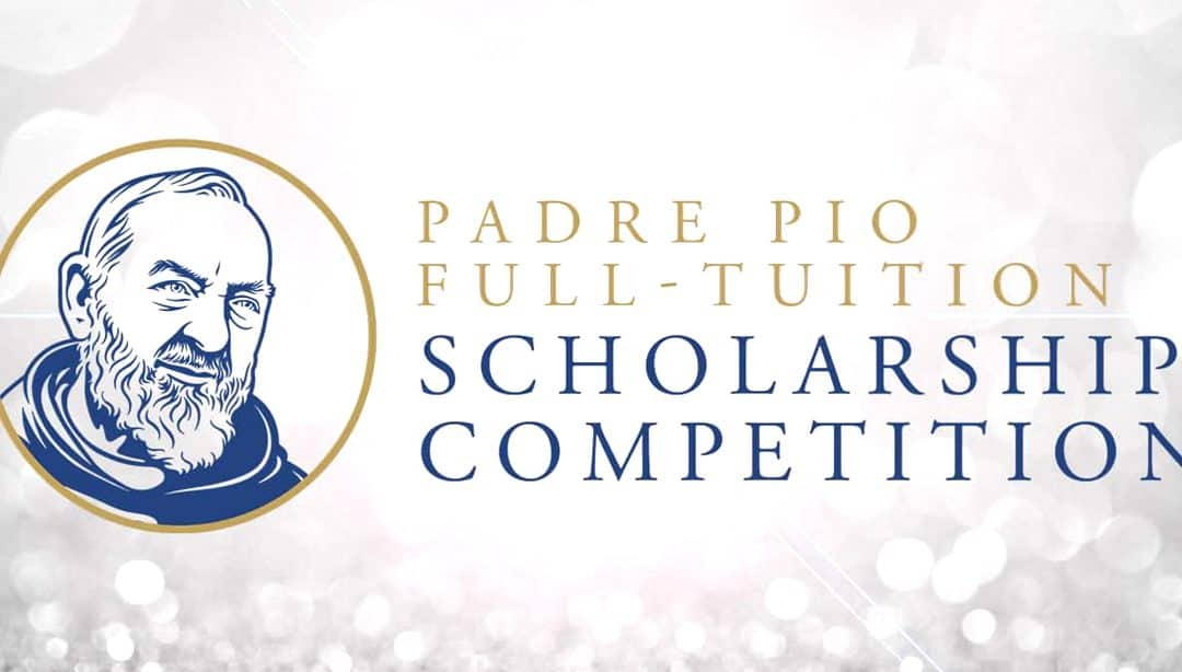 Registration Open for Full-Tuition Scholarship Competition