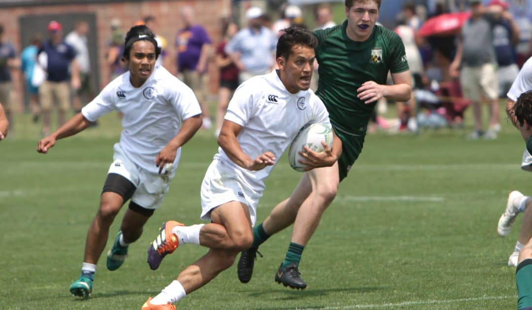Christendom Selected for 2021 Collegiate Rugby Championship