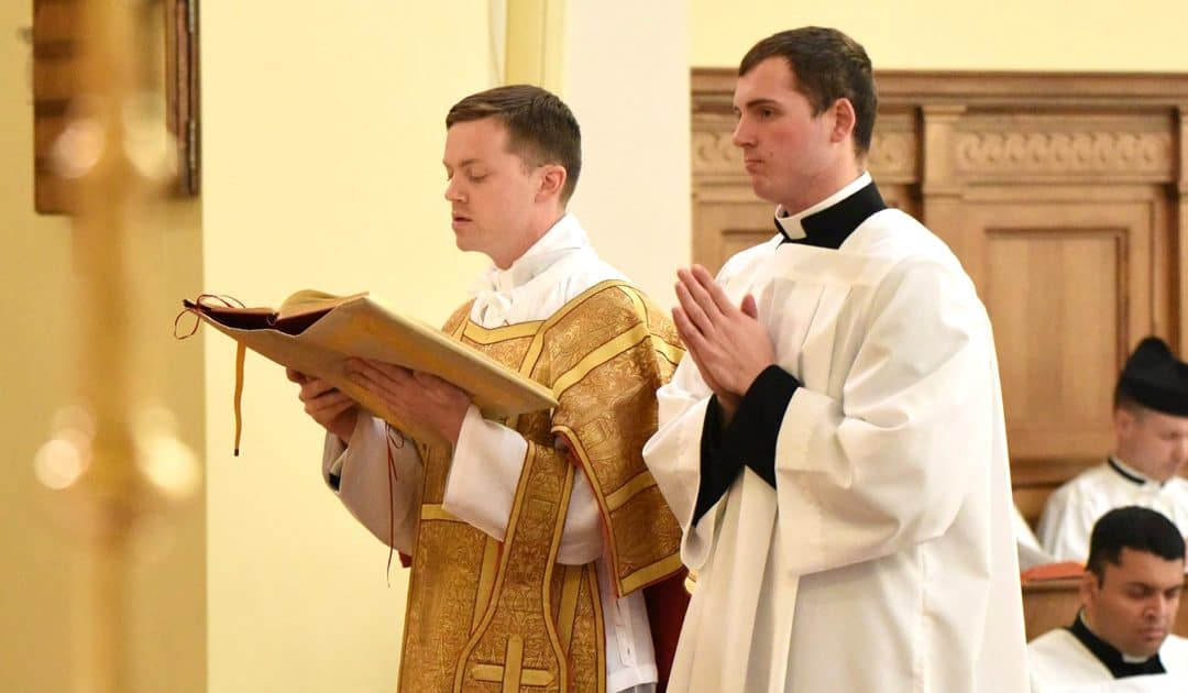 95th Alumnus Priest to be Ordained
