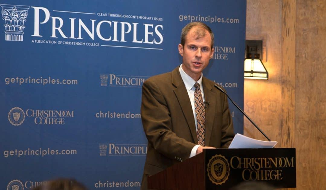 Philosophy Professor to Speak on St. Joseph for Institute of Catholic Culture