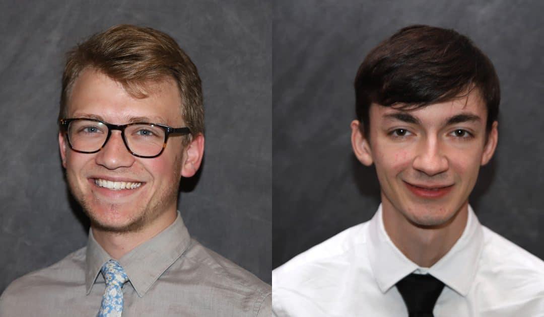 Recent Alumni Earn Full Rides to Graduate School