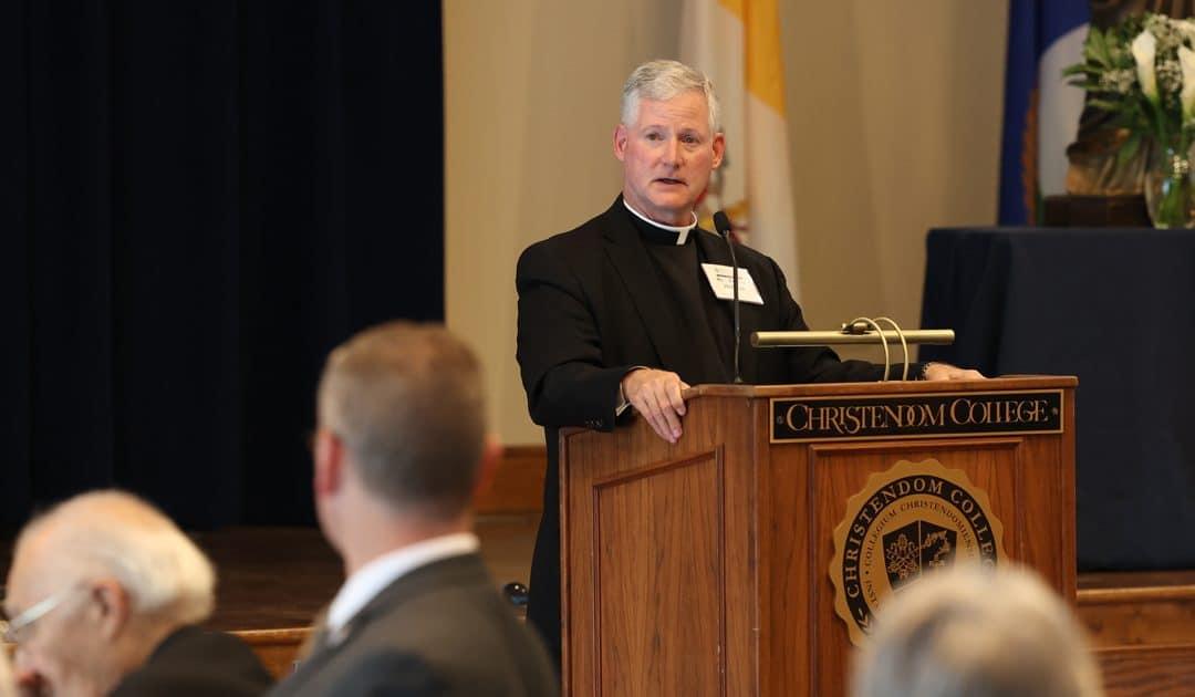 Speakers and Benefactors Discuss Defending Religious Liberty at Annual Summer Consortium