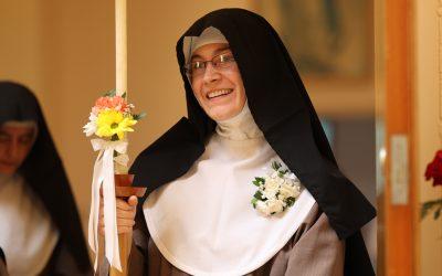 Alumna Sister Makes Final Vows