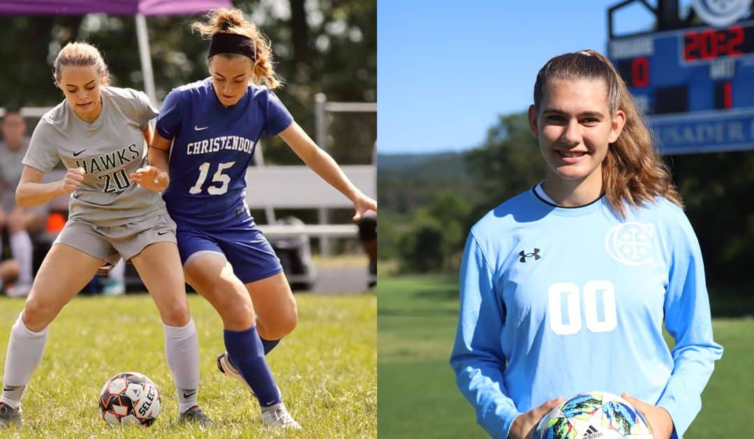 Student-Athletes Named USCAA Player & Goalie of the Week